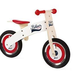 Janod – Bikloon Bicicletta Senza Pedali di Legno