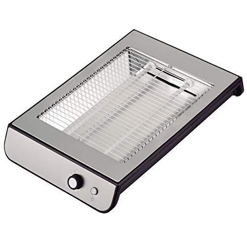 San Ignacio PAE (piccolo elettrodomestico) - Tostapane piatto in acciaio inossidabile 600 W
