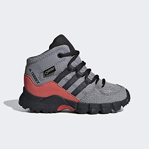 adidas Unisex-Kinder Terrex Mid GTX I Trekking- & Wanderstiefel, Grau...
