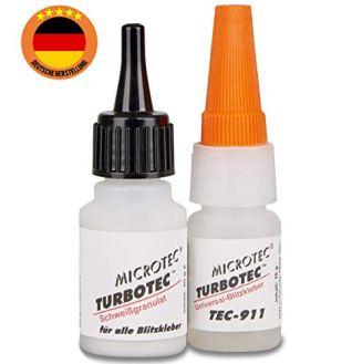 Microtec-Granulat-Kleber