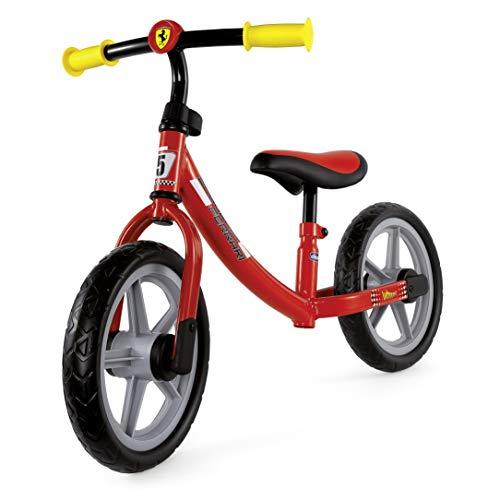 Chicco - Gioco Balance Bike Scuderia Ferrari, 2 anni +