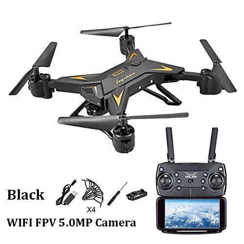 Dajiang Drone con Fotocamera, WiFi 1080P HD Videocamera Live Video e ritorno GPS Home 2.4GHz 4 CH 4...