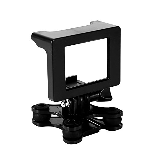 Supporto per Fotocamera Drone Cornice Gimbal Antiurto per Telecamera Drone per Syma X8W X8G X8HG RC...