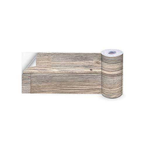 Adesivo autoadesivo autoadesivo in PVC per soggiorno Adesivo decorativo pavimento in bagno per...