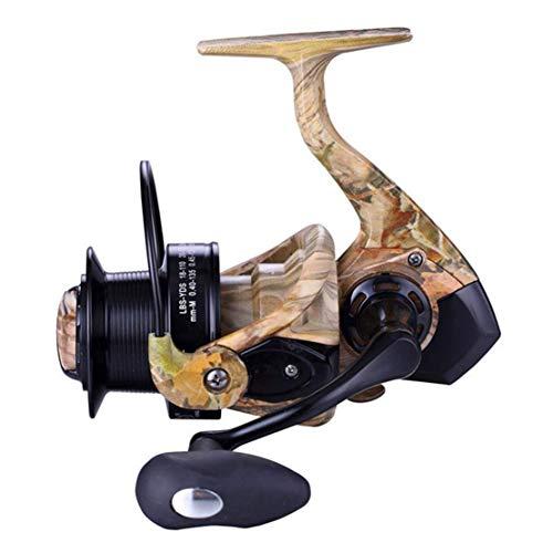 FFYP 5000-10000 13BB 4,1:1 Mulinello da Pesca a Destra in Metallo Carpa Harrows Pesca Bobine Mulinello da Pesca Shimano Bobina di Pesca Cast Trolls Reel,10000model