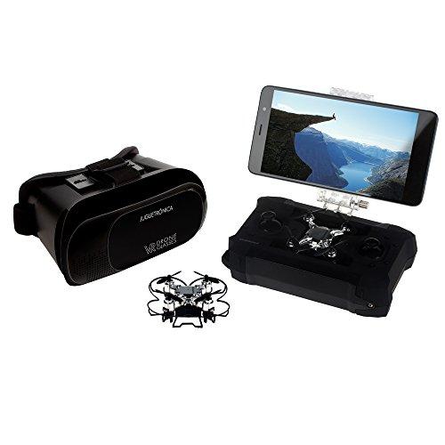 JUGUETRÓNICA-Microdrone SmartView VR, jug0215