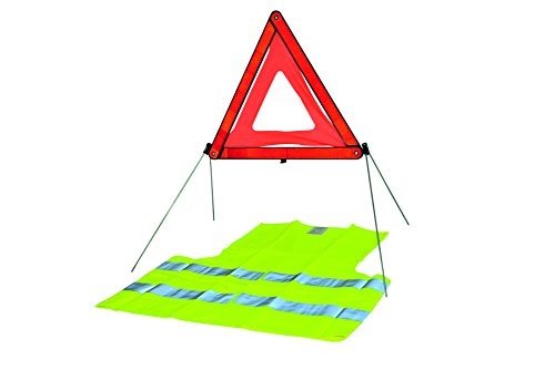 kit triangle gilet de s curit homologu 123autos. Black Bedroom Furniture Sets. Home Design Ideas