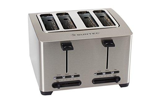 Home Essentials–Tostapane/scalda panini Toa-8083V2A [tostapane per 4fette, 2x,...