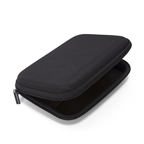 Ginsco Custodia rigida per disco rigido portatile Toshiba Canvio Basics e Seagate Expansion