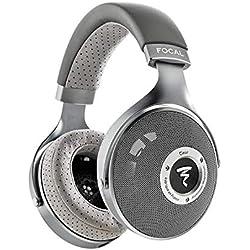 Focal Transparente-Auriculares de Alta Resolución audiófilo Auriculares (Gris)
