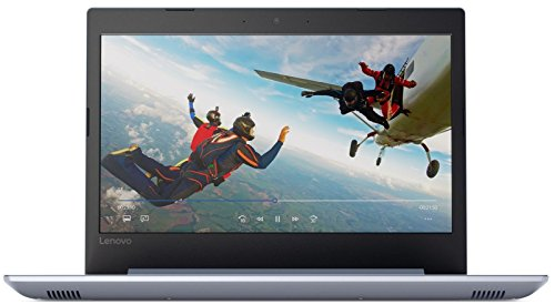 Lenovo Ideapad 320 Intel Core i3 6th Gen 14-inch Laptop (4GB/1TB HDD/Windows 10 Home/MS Office/Denim Blue/ 2.2kg), 80XG008NIN