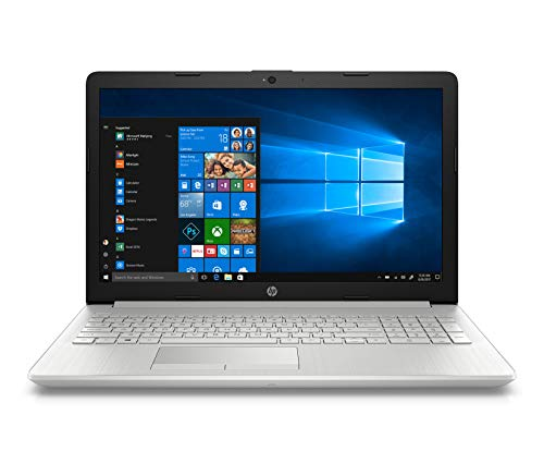 HP 15s-dr0002tx 15.6-inch Laptop (8th Gen i5-8265U/8GB/1TB HDD + 256GB SSD/Windows 10 Home/2GB MX130 Graphics/2.04 kg), Natural Silver