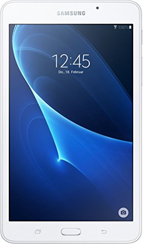 Samsung T280 - Tableta de 7 pulgadas, WiFi, memoria interna de 8 GB, Android, blanco