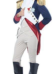 California Costumes Men's Napoleon French Emperor Costume, Multi, Medium