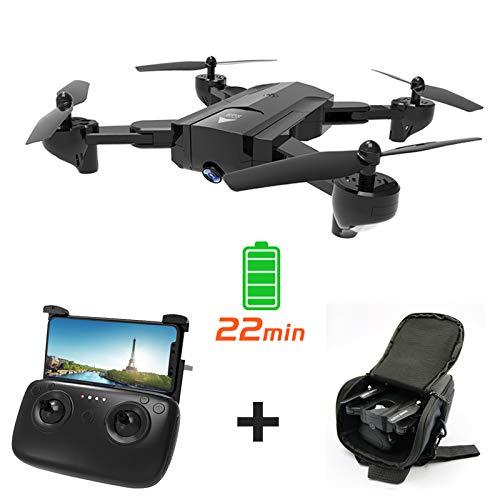 RONSHIN SG900-S GPS WiFi FPV 1080P HD Camera 22mins Tempo di Volo Pieghevole RC Drone Quadcopter RTF 2 Batteria