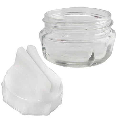 Spares2go vite in vetro lampadina Lens Light Cover + strumento di rimozione per forno Neff