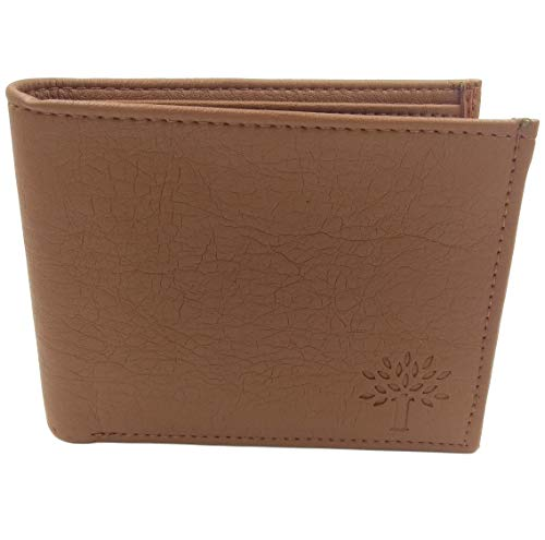 Woodland PU Leather Classic Brown Men's Wallet