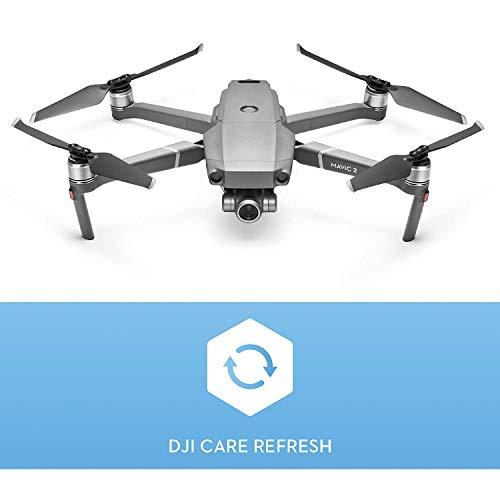 DJI - Mavic 2 Series Care Refresh - Assicurazione Completa per Drone Mavic 2 - Copre da Danni, Cadute e Acqua - Fino a 2 Sostituzioni - Valida 12 Mesi e Attivabile Entro 48 Ore