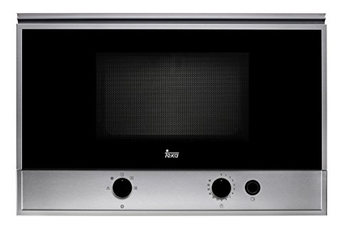 Teka MS 622 BI – Microondas sin grill, 1400 W, color gris