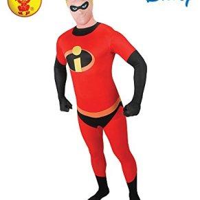 Rubies Disney Mr Incredible 2nd Skin - Adult Costume Men : X Large