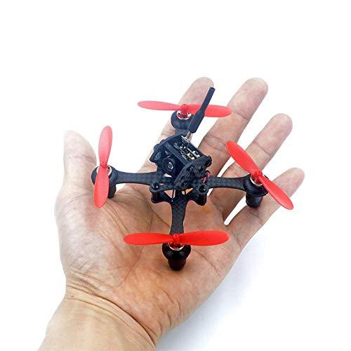 ETHAN Eyas 7mm / 8mm Pura Fibra di Carbonio 85mm Telaio Brush coreless per FPV Fai da Te Quadcopter...