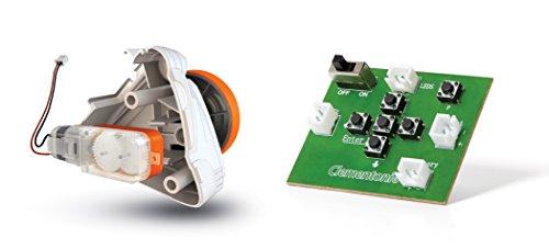 41K1IPH7O7L - Ciencia y Juego - Mio, el Robot programable (Clementoni 550616)
