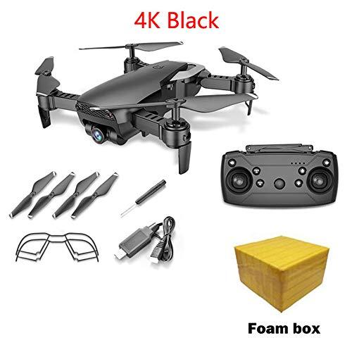 JSX FPV RC Drone 4K Camera Lens Obiettivo 90 ° orientabile a 120 °, Auto Follow Me Posizione del...