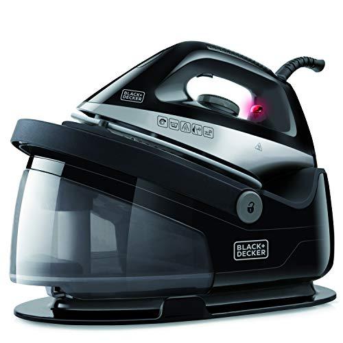 BLACK+DECKER BXSS2200E - Sistema stirante a vapore, carica continua, getto di vapore 120g/min....