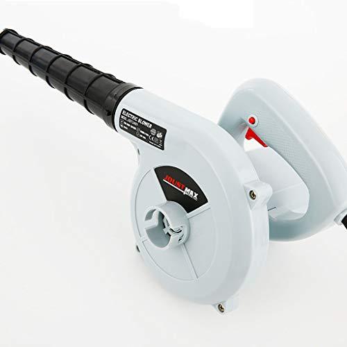 YiYi Blowers Mini soplador de Hojas de 500 W/Aspirador y Aspirador de Polvo: Control Ligero de 6 velocidades, Adecuado para Oficina, hogar, jardín y Tienda