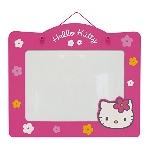 Hello Kitty 711171–Arredo e Decorazione da appendere–Lavagna magnetica Double Face in...