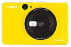 Canon Zoemini C - Cámara Instantánea, Color Amarillo Abeja