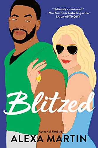 Blitzed (Playbook, The Book 3) by [Martin, Alexa]