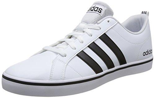Adidas Vs Pace, Scarpe da Ginnastica Uomo, Grigio (Grey Three F17/Core Black/Ftwr White), 44 EU
