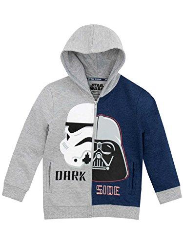Star Wars - Sudadera con capucha - Star Wars - Para Niños - 8 - 9 Años