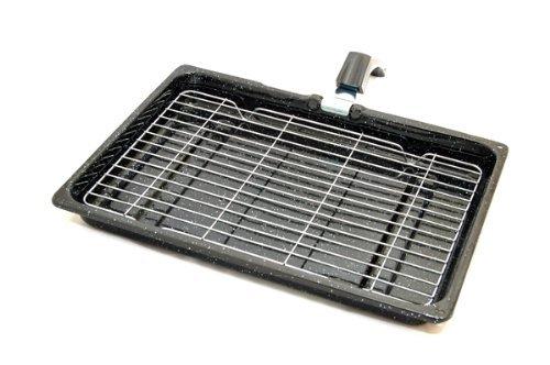 First4Spares qualità superiore grill pan e manico di ricambio per forni Hotpoint Indesit cucine...