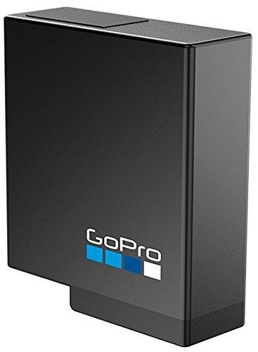GoPro AABAT-001-EU Batteria Ricaricabile per HERO5 Black, Nero