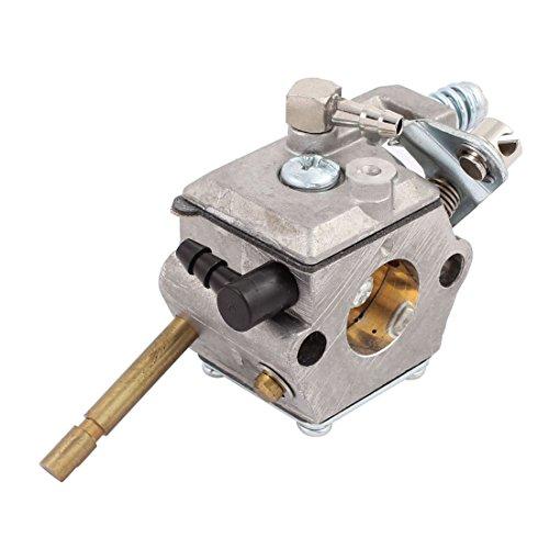 sourcing map FS160/220/280 Carburador Tono Plata Carburador generador de Repuesto Accesorios Piezas