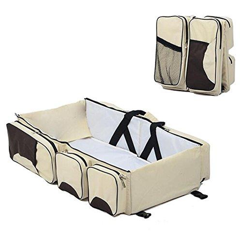 MAYZERO-3-en-1-sac--langer-de-voyage-couffin-Changement-Sac-Multifonction-Sac-fourre-tout-Table-Changer-portable-Portacrib-nouveau-n