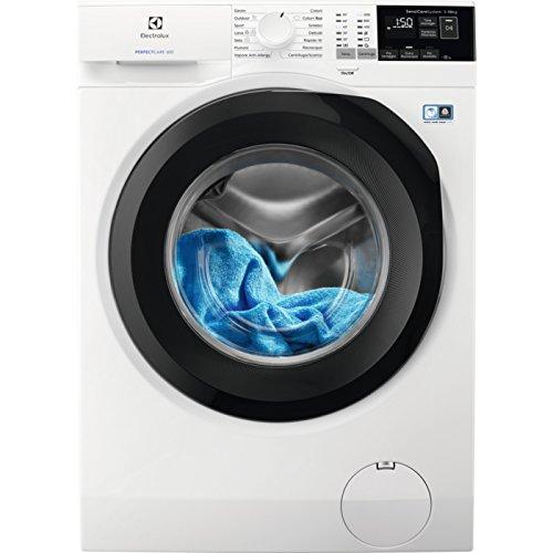 Electrolux EW6F412B Libera installazione Carica frontale 10kg 1200Giri/min A+++ Bianco lavatrice,...