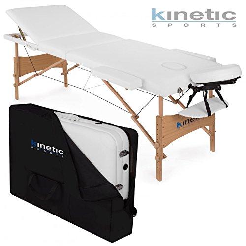 Kinetic Sports - Massageliege MB01 3 Zonen