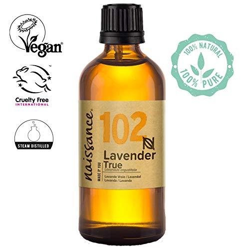 Naissance Aceite Esencial de Lavanda n º 102-100ml -...