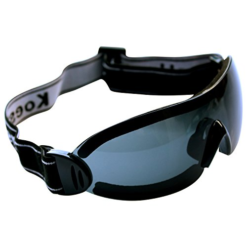 RuggedTrails® Riding Glasses with UV400 Protection and Strap