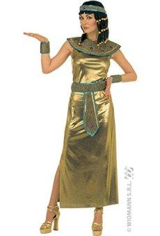WIDMANN Widman – Disfraz de Cleopatra para mujer, talla S (S/35171)