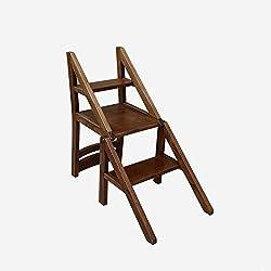 sedie scaletta della famiglia sedie pieghevoli scale scala scala in legno massello