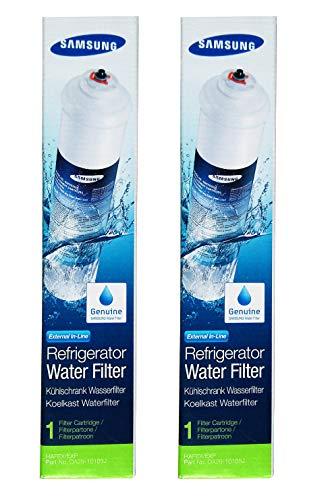 2x Filtri Acqua Aqua Pure Plus Ricambi Esterni per Frigorifero Samsung DA29-10105J