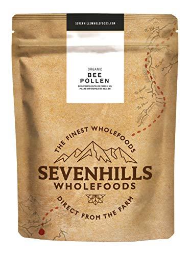 Sevenhills Wholefoods Polline D'Api Bio 250g
