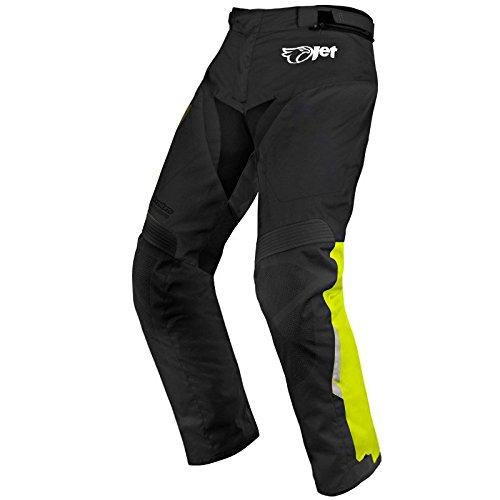 Pantalones para moto textiles impermeable