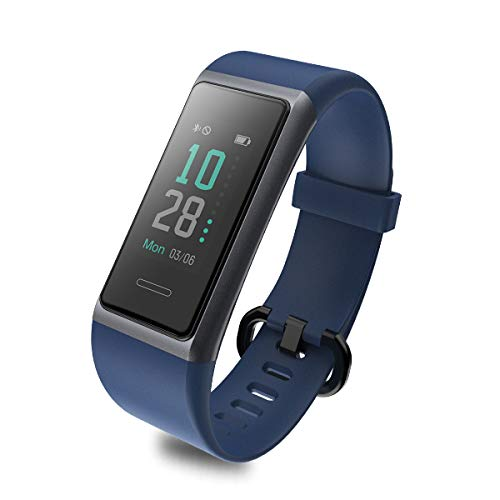 CHEREEKI Fitness Tracker, Orologio Fitness Bluetooth Impermeabile IP68 Uomo Donna con...