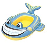Children's Frog & Whale Inflatable Holiday Boat Dinghy (Dolphin)