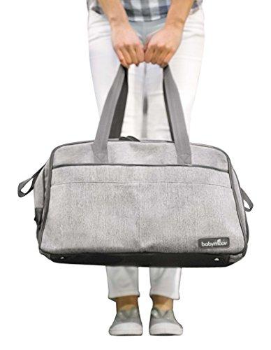 Babymoov Wickeltasche Traveller Bag, smokey